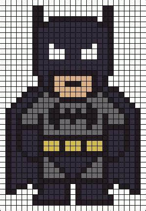 Minecraft Pixel Templates Batman by 1000 Images About Pixel Templates On