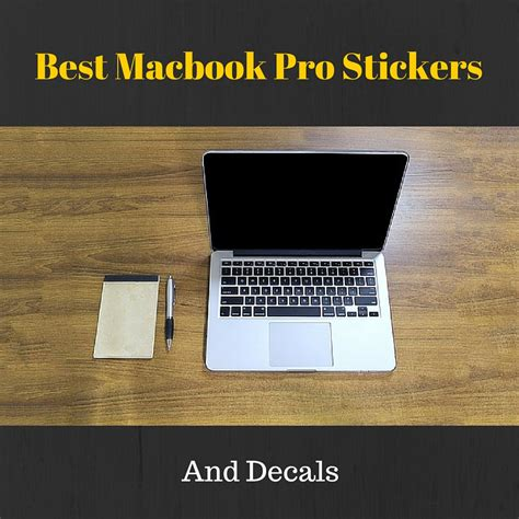 Tokomonster Decal Sticker The Rat With Macbook Pro And macbook pro logo stickers kamos sticker