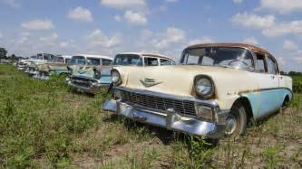 dust and rust new classic cars go up for auction