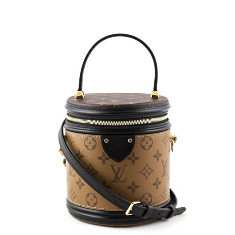 louis vuitton monogram reverse cannes top handle