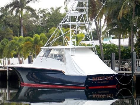 express fishing boats for sale 2006 buddy davis 52 express offshore fishing sport fish