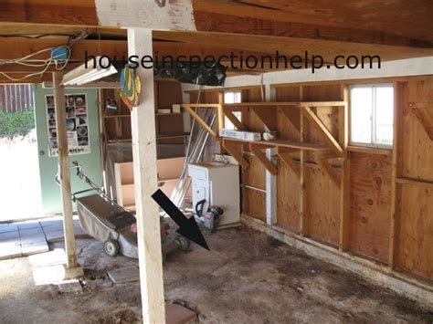 dirt floor  shed
