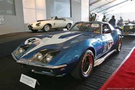 corvette 1968 stingray 1968 chevrolet corvette stingray l88 racecar chevrolet