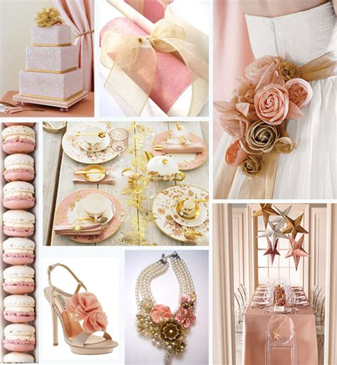 pink and gold wedding motif wedding colours blush pink and gold primadonna