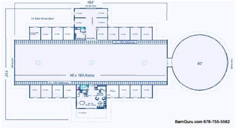 large horse barn floor plans barn plans 10 stall horse barn design floor plan