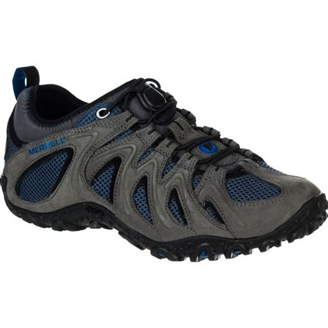 mens hiking shoes merrell chameleon 4 stretch hiking shoe s