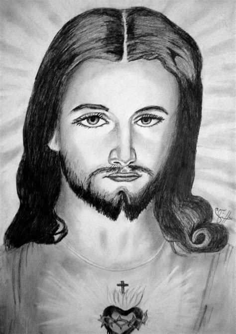 Drawing Jesus by A Prayer For Quot All Quot