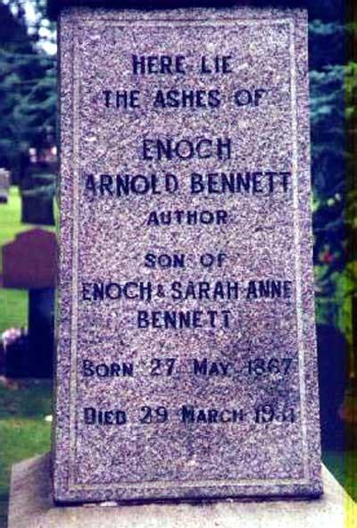 full birth certificate stoke on trent enoch arnold bennett 1867 1931 find a grave memorial
