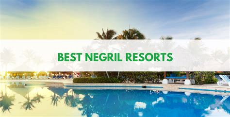 best resorts in negril jamaica all inclusive best jamaica all inclusive resorts in negril for 2018
