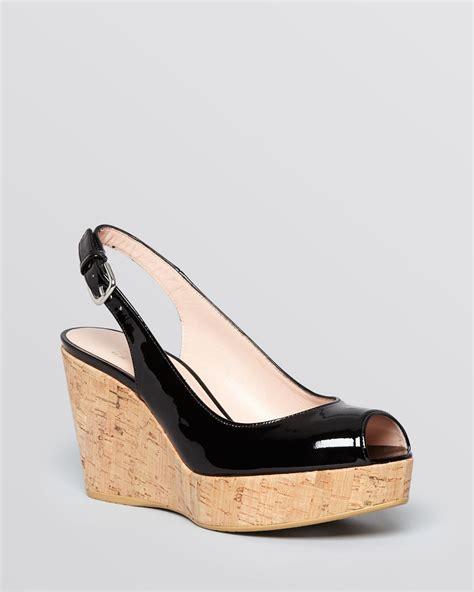 peep toe wedge platform sandals stuart weitzman peep toe platform wedge sandals jean in