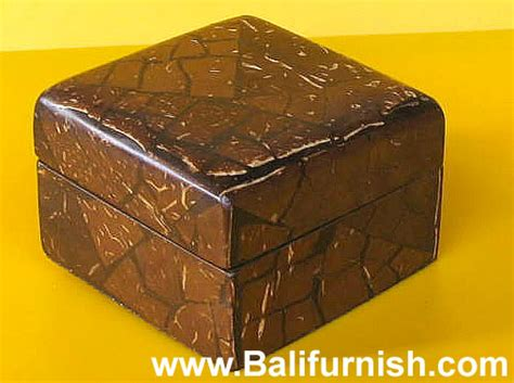 Wedding Ring Box Indonesia by Coconut Shell Boxes Coco Crafts Coconut Wood Handicrafts