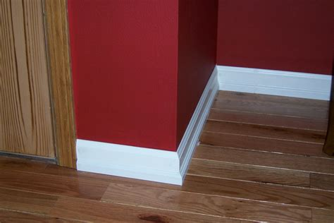 White Baseboards With Wood Floors by Booneandjessinmadison Comcondo Stuff