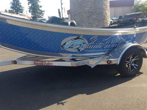 boat wraps and graphics coho design makes boat graphics and custom vinyl boat wraps