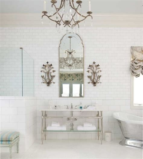 bathroom glam design bath