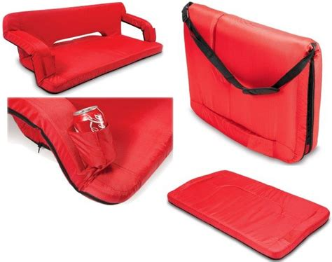 couch traveler tailgate or c with the comforts of home the gadgeteer
