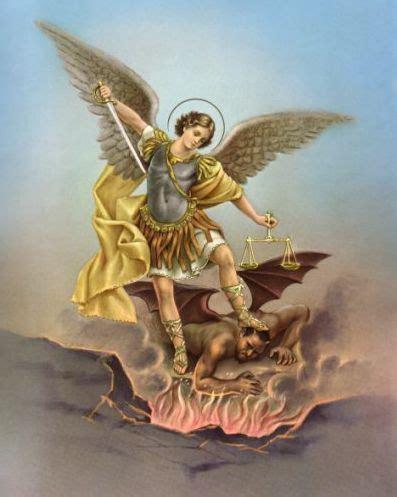 Saint Michael The Archangel Luisa Piccarreta Archangel Michael