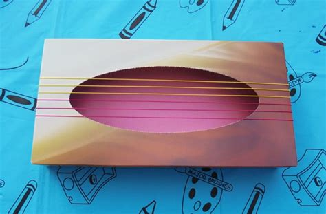 How To Make A Paper Guitar That Works - cardboard guitar how to make a guitar goodtoknow