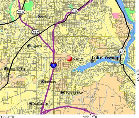 map of oregon lake oswego 97035 zip code lake oswego oregon profile homes