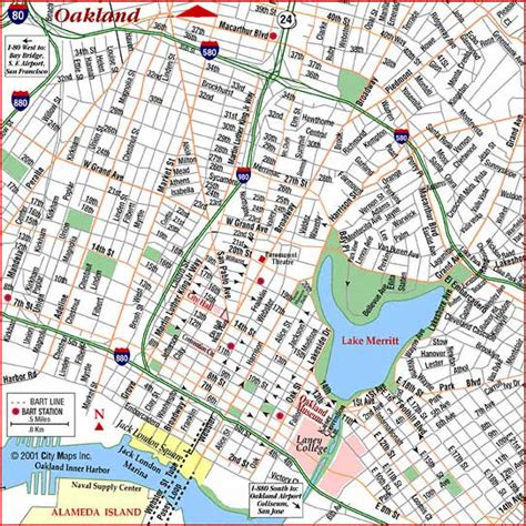 oakland california map oakland ca map image search results