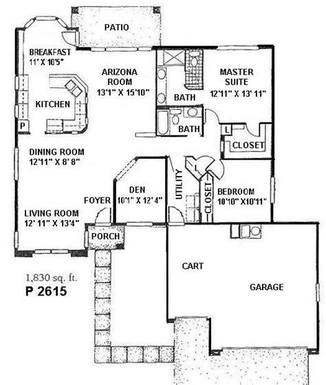 sun city west floor plans single family floor plans sun city west arizona real