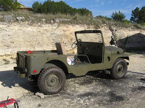 jeep m170 canvas top m170 jeep