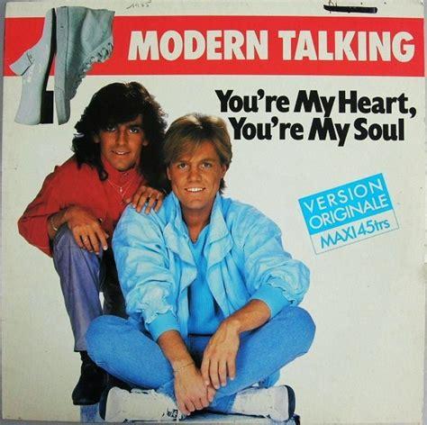 youre  heart youre  soul modern talking