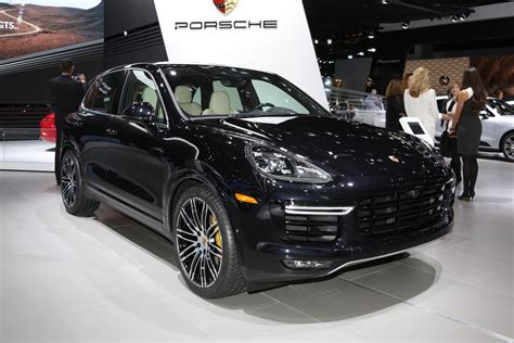 porsche suv turbo german 2016 porsche cayenne turbo s is the suv that