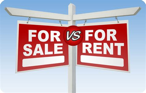buying vs renting a house lori sorge s real estate blog