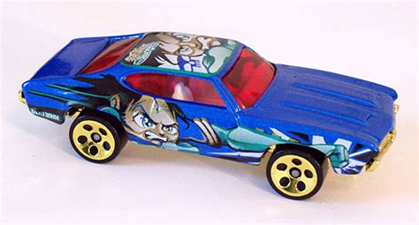 hot wheels anime hot wheels olds 442