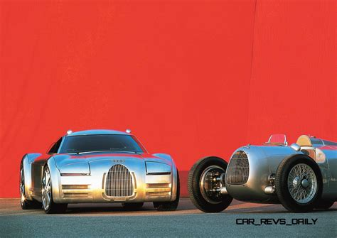 audi rosemeyer concept flashback 2000 audi rosemeyer 3 187 car revs daily com