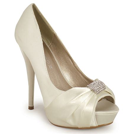 Billige Brautmode by Cheap Ivory Shoes Wedding Planning Discussion Forums