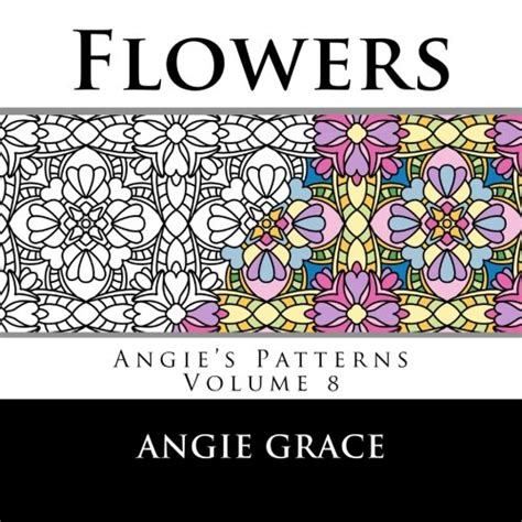 coloring books for sale cheap flowers angie s patterns volume 8 angie grace coloring