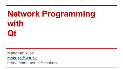 programming with qt o reilly network programming with qt c