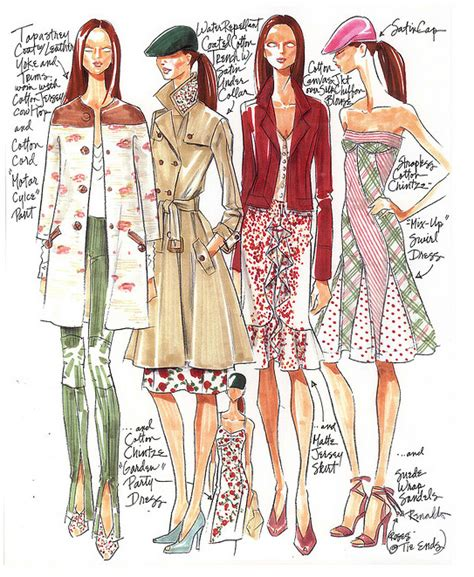 fashion design portfolio sles how to create a fashion portfolio sketchy style