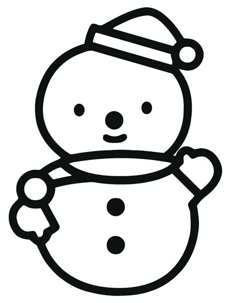 baby snowman coloring page free printable snowman coloring pages h m coloring