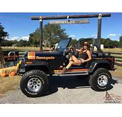 Jeep  CJ 2 Door