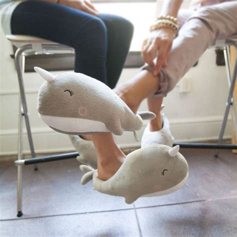 narwhal slippers narwhal heated slippers shut up and take my money