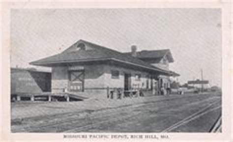 1000 images about railroad depots in missouri on
