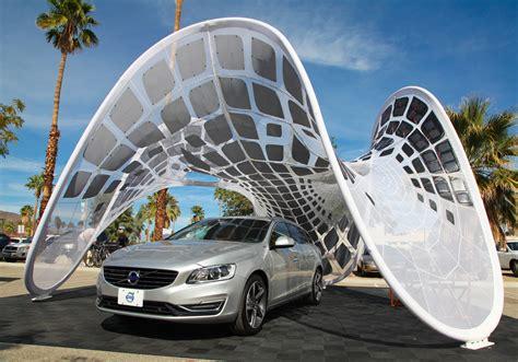 dwell media  volvo bring  future  mobility  palm springs modernism week