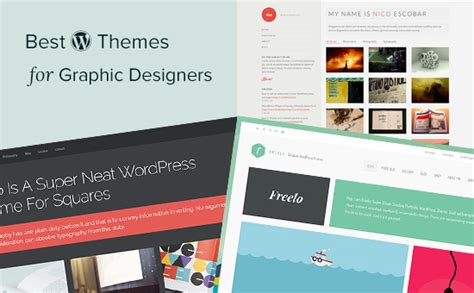 themes graphic design 26 best wordpress themes for graphic designers it works