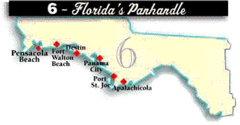 florida panhandle map of beaches absolutely florida panhandle beaches