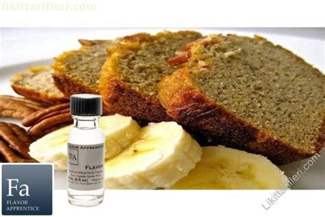 Tfa Banana Nut Bread 10ml tpa tfa banana nut bread flavor likit aroma the flavor