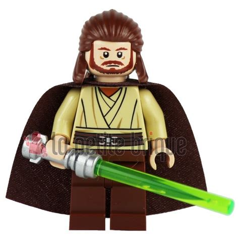 Wars Jedi Master Mace Windu Minifig Minifigures Lego Kw qui gon jinn lego wars wiki fandom powered by wikia