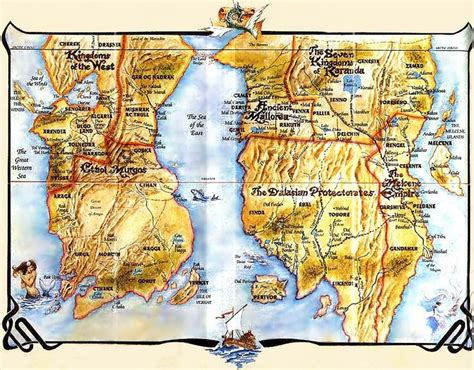 the world of david world in the belgariad series maps of imaginary places the map the o jays and