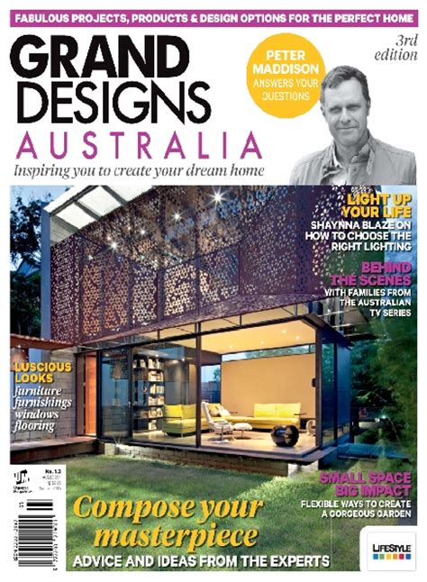 design magazine australia download grand designs australia magazine issue 1 3