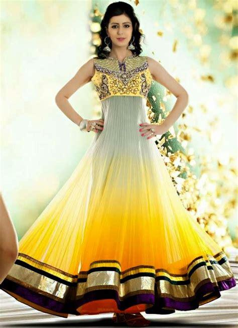 Bridal Frocks by Best Bridal Anarkali Dresses And Trends For 2012