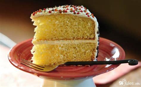 gluten free white cake mix best gluten free cake recipe gfjules