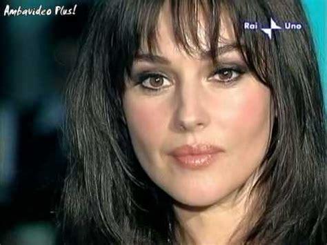 monica bellucci eros ramazzotti videoclip eros ramazzotti fiorello con monica bellucci piu