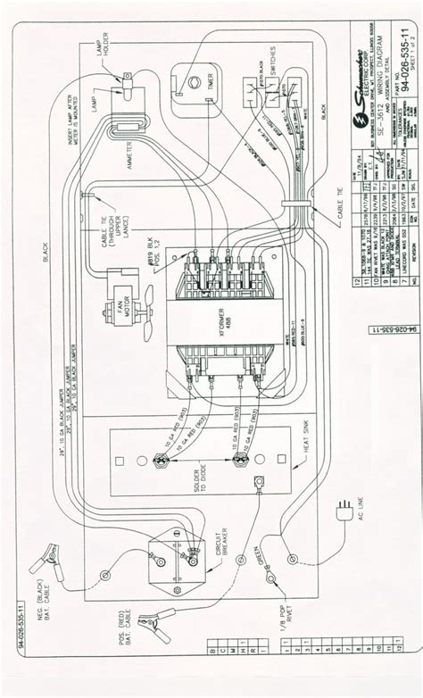 wiring diagram  shoprider deluxe auto electrical