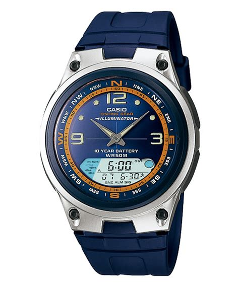 Promo Casio New Edifice Efv 530bl 2av Original Efv530bl 2a casio standard aw 82 2av analog digital fishing g